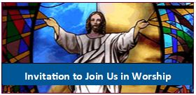 Invitation to Join us for Worship